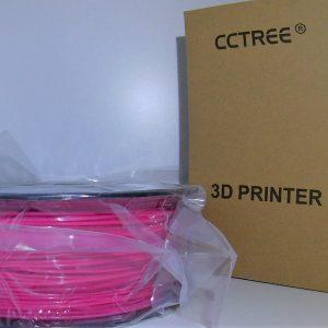 CCTREE PLA Rose Red 1.75mm