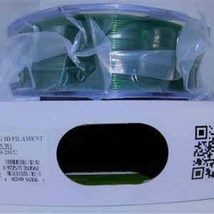 eSUN PETG Transparent Green 1.75mm