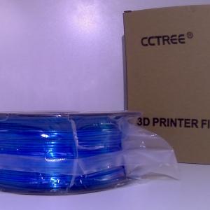 CCTREE PLA Silk Ocean Blue 1.75mm