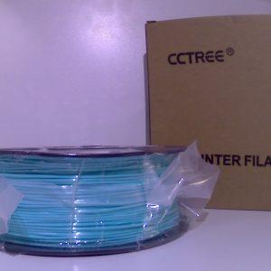 CCTREE PLA Silk Teal 1.75mm