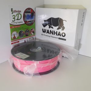 Wanhao PLA Pink 1.75mm 1kg