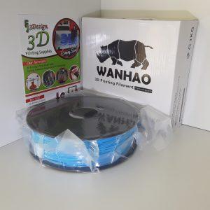 Wanhao PLA Sky Blue 1.75mm 1kg