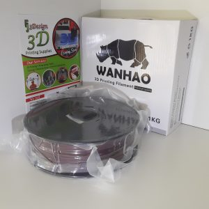 Wanhao PLA Brown 1.75mm 1kg