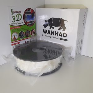 Wanhao PLA Natural 1.75mm 1kg