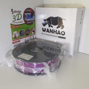Wanhao PETG Magenta 1.75mm 1kg