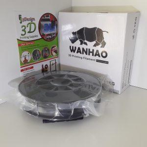 Wanhao TPU Black 1.75mm 0.5kg