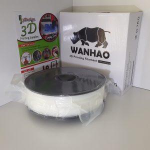 Wanhao PA/Nylon Natural 1.75mm 1kg