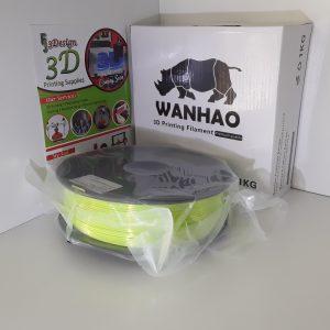 Wanhao PLA Silk Peak Green 1.75mm 1kg