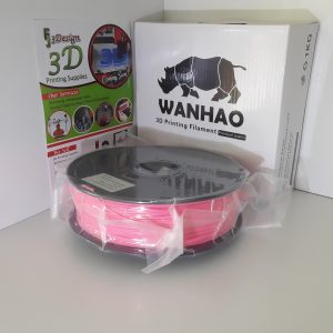 Wanhao PLA+ Pink 1.75mm 1kg