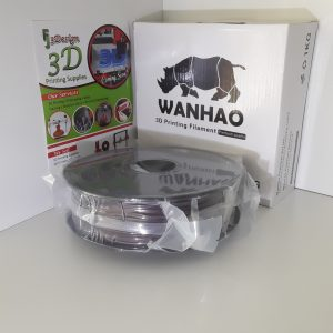 Wanhao PLA+ Brown 1.75mm 1kg